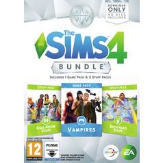 The Sims 4 Vampires Bundle Pack PC Game