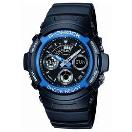 e812a52132ba Casio G-Shock Men s Black Resin Strap Watch