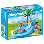 more details on Playmobil 6673 Baby Pool with Slide.