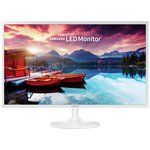 more details on Samsung S32F351 32 Inch Monitor - White.