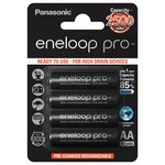 more details on Eneloop Pro 2500 mAh Rechargeable AA Batteries - 4 Pack.