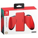 more details on PowerA Nintendo Switch Joy-Con Controller Comfort Grip Red.