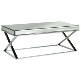 Argos Home Piazzo Mirrored Top Coffee Table