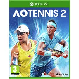 AO Tennis 2 Xbox One Game