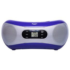 Bush Bluetooth Boombox - Purple