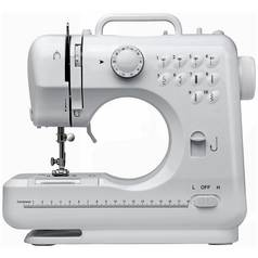 White Mini Sewing Machine