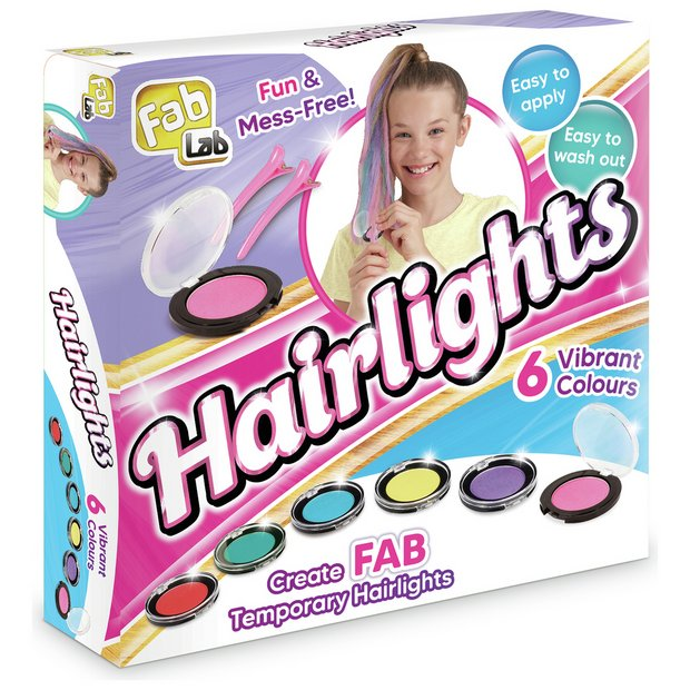 Buy Fablab Hairlights Set Jewellery And Fashion Toys Argos