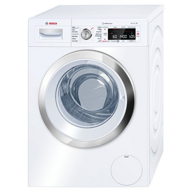 buy bosch waw28750gb 9kg 1400 spin washing machine del. Black Bedroom Furniture Sets. Home Design Ideas