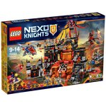 more details on LEGO Nexo Knights Jestro's Volcano Lair - 70323.