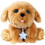 more details on Little Live Pets My Dream Puppy Interactive Toy - Snuggles.