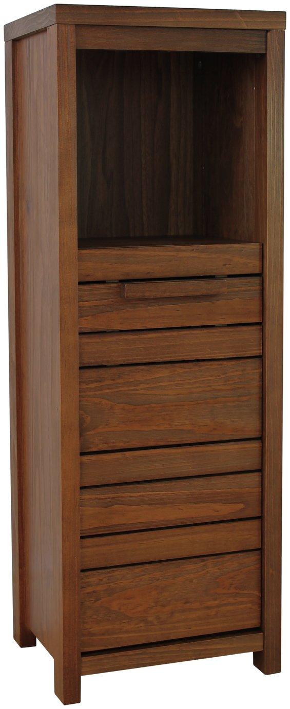 Heart Of House Cranbrook Solid Pine Floor Cabinet