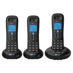 more details on BT3570 Cordless Telephone with Answer Machine - Triple.