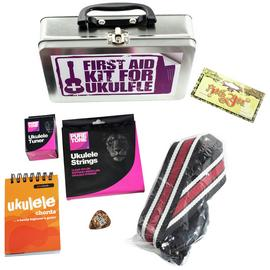 First Aid Kit for Ukulele.
