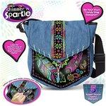 more details on Cra-Z-Art Shimmer and Sparkle Denim Messenger Bag.