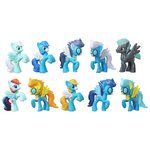 more details on My Little Pony Cloudsdale Mini Collection - 10 Pack.