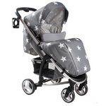 more details on Billie Faiers MB100 Star Pushchair.