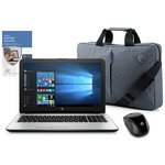 more details on HP 15in Intel Pentium 4GB 1TB White -  Bag, Mouse & McAfee.