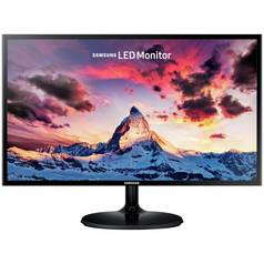 Samsung S24F352 24 Inch 60Hz Full HD LED Monitor - Black