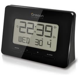 Oregon Scientific Radio Controlled Tri-Band Alarm Clock