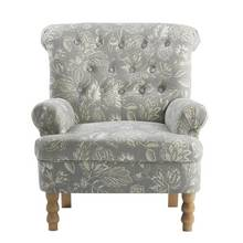 Heart of House Darcy Fabric Armchair - Floral