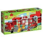 more details on LEGO DUPLO Fire Station -10593.