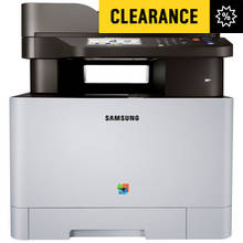 Samsung C1860FW Wireless All-in-One Colour Laser Printer