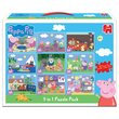 more details on Jumbo Games Peppa Pig 9 in 1 Jigsaw Puzzle.