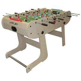 Riley 4'6 inch Folding Football Table.