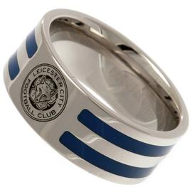 Stainless Steel Leicester City Ring - U