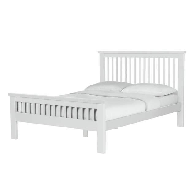Buy Collection Aubrey Double Bed Frame White At Argos Co