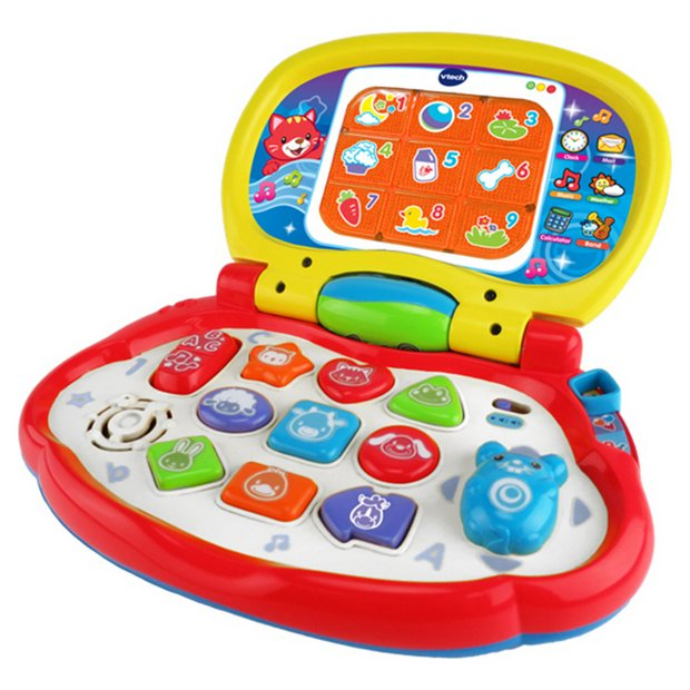 Buy Vtech Baby S First Laptop At Argos Co Uk Your Online