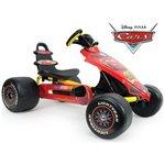 more details on Cars Go Kart.
