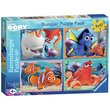 more details on Disney Finding Dory 4 x 42 Piece Puzzle Bumper Pack.