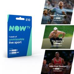 Now TV Card 1 Week Sky Sports Pass