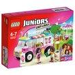 more details on LEGO Juniors Emmas Ice Cream Truck - 10727.