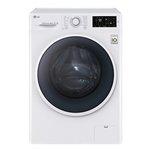 more details on LG F14U2TDN0 8KG 1400 Spin Washing Machine - White.