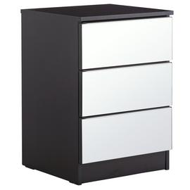 Argos Home Sandon 3 Drawer Bedside Chest