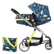more details on Cosatto Woop Travel System - Rev Up.