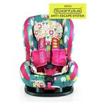 more details on Cosatto Moova 2 Group 1 Car Seat - Happy Campers.