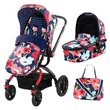 more details on Cosatto Ooba Travel System - Propper Poppy.