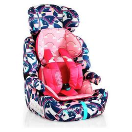 Cosatto Zoomi Group 1/2/3 Car Seat - Magic Unicorns