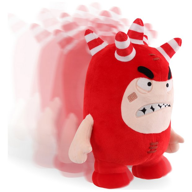 Squishy Mushy Argos : Buy Oddbods Voice Activated Interactive Soft Toys Assorted at Argos.co.uk - Your Online Shop for ...