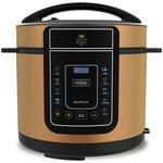 more details on 5L Pressure King Pro Copper 12-in-1 Digital Pressure Cooker.