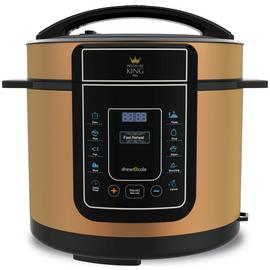 Pressure King Pro 12in1 5L Digital Pressure Cooker - Copper
