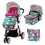 more details on Cosatto Giggle 2 Travel System - Happy Campers.