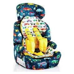 Zoomi Group 1-2-3 Car Seat - Rev Up