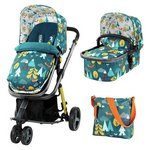 more details on Cosatto Giggle 2 Travel System - Fox Tale.