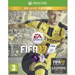 more details on FIFA 17 Deluxe Edition Xbox One Game.