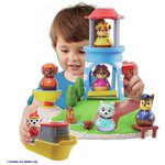 more details on Paw Patrol Weebles Seal Island Playset.