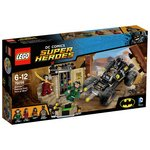 more details on LEGO Super Heroes Batman: Rescue from Ra's al Ghul - 76056.